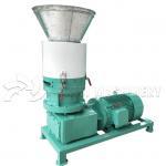 Buy cheap Wood Chips Diesel Pellet Machine / Wood Pellet Manufacturing Equipment from wholesalers