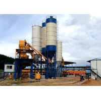Buy cheap Commercial Ready Mix Dry Batch Concrete Plant Pilot Operation Structure from wholesalers
