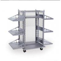 Buy cheap OEM Clothing Display Racks , Store Garment Free Standing Clothes Rack from wholesalers