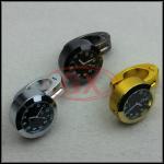 Buy cheap Racing bike universal clock motorcycle wrist watch rider wrist watch good quality from wholesalers