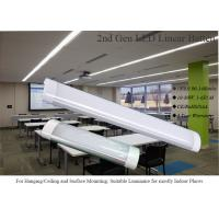 60W Cool White SMD LED Batten Lamp 5 Feet For Office / Meeting Room , SAA Approved Manufactures