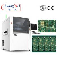 Buy cheap Automatic CB FPC Solder Paste Printer, FPC Screen Printing Machine on Sale from wholesalers