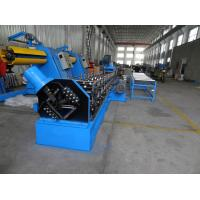 Buy cheap Automatic PLC Control C80-250 C Shape Purlin Roll Forming Machine from wholesalers