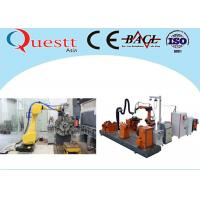 Buy cheap 3KW Metal Cladding Machine Quenching Hardening For Roller Mould Shaft from wholesalers