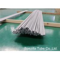 Buy cheap 35-39 RC Seamless Stainless Steel Tube ASTM A268 TP410 0.89MM - 3.05MM Wall Thickness product