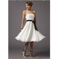 Chiffon Casual Simple Elegant Wedding Bridesmaid Dress For Women's Manufactures