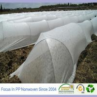 Wholesale UV stablized agriculture cover spunbonded pp nonwoven fabrics from china suppliers