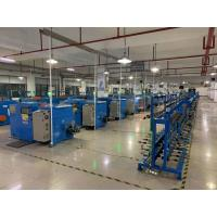 Buy cheap High Speed Copper Wire Bunching Machine For Tinned Wire / Enameled Wire from wholesalers