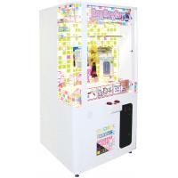 Buy cheap BarBer Cut prize game machine prize vending game machine redemption game machine crane machine from wholesalers