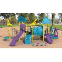 Quality Outdoor Playground Equipment (KQ9005A) for sale
