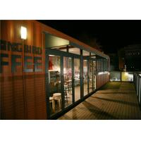 Buy cheap Coffee Container Modern Modular House Cozy Sound Insulation from wholesalers