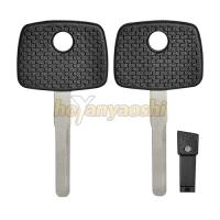 China Benz Transponder Replacement Key Shell Uncut Key Fob Case for Mercedez-benz on sale
