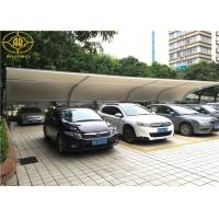 Buy cheap High Toughness Car Shade Structures Strong Corrosion Resistance For Expansion from wholesalers