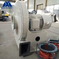 Buy cheap Biomass Boiler Dust Collector Fan SIMO Dust Extraction Fan White from wholesalers