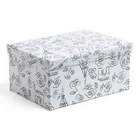Buy cheap colorful printing Elegant Gift Packing Box For Baby Clothes from wholesalers