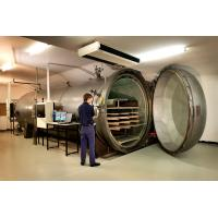 Buy cheap Brick / Food / Glass / Wood Autoclave High Pressure For AAC Plant , High Efficiency from wholesalers