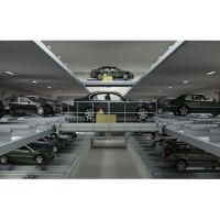 Buy cheap Robtic Conveyor Automated Parking System/Cart Parking System from wholesalers