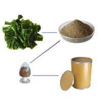 Buy cheap Supply kelp extract kelp powder  Fucoxanthin from wholesalers