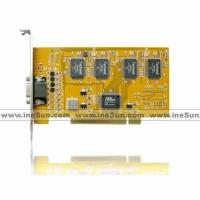Buy cheap 4 Channel DVR Boards Card from wholesalers