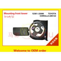 China Durable Car Engine Mounting OEM 12361-22090 For Japanese Cars Transmission Mount on sale