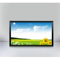 Buy cheap Wall Mounted LCD Advertising Player Lcd Screen For Outdoor Advertising 60000hrs LIfetime from wholesalers