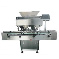 Buy cheap Pharmaceutical Grade Capsule Counting Machine Filling Stable Running Fully Automatic from wholesalers