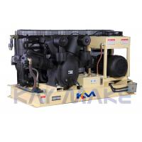 Buy cheap Multi Function High Pressure Air Compressor ISO9001 Certification With Silencer from wholesalers
