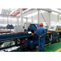 Buy cheap Automated CNC Pipe End Face Beveling Machine for thick heavy piping spool preparation from wholesalers