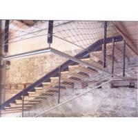 Buy cheap High Strength Stainless Steel Balustrade Mesh With Unique Flexibility / Brightness from wholesalers