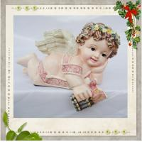 Buy cheap Resin Angel Figurines/statues from wholesalers