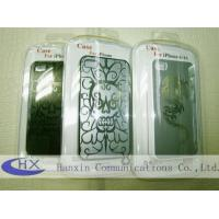 Buy cheap Metal Relief Custom Metal iPhone 4S Protective Cases for Cell Phones from wholesalers