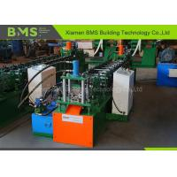 Buy cheap Shelf Composite Beam Roll Forming Machine / Shelf Panel Production Line from wholesalers