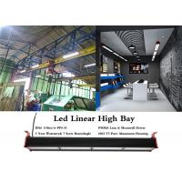High Efficiency Exterior Linear LED Lighting 200W / Indoor High Bay Lighting For Warehousing Manufactures