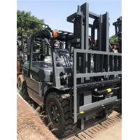Buy cheap Pneumatic Tire Diesel Forklift Truck Equip Efficient Engine Heavy - Duty Axle from wholesalers