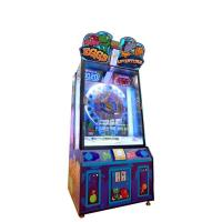 Buy cheap Indoor Happy Bouncing Ball Lottery Ticket Machine For Party 160KG from wholesalers