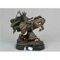 Wholesale Bronze sculpture  knight from china suppliers