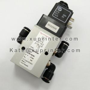 China Heidelberg 4.2-way valve S9.184.1051, Heidelberg Offset Machinery Parts, Heidelberg Offset Press Parts on sale