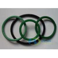 Buy cheap Flat Non-toxic Viton/FPM FKM O Ring / Washer / Excellent Resistance to Extreme Heat, Oil, Chemical from wholesalers