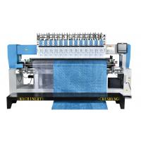 Buy cheap High Speed Computerized Embroidery Machine Sequins Quilting and Embroidery Machine from wholesalers