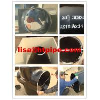 Wholesale ASTM A420 WPL8 alloy steel pipe fittings from china suppliers