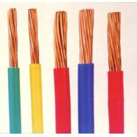 Buy cheap Copper wire for house wiring,300V PVC insulated electrical wire from wholesalers