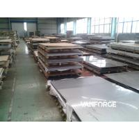 Buy cheap ASTM A240 S31254 254SMO Stainless Steel Flat Sheet For Petrochemical / Chemical from wholesalers
