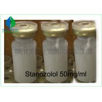 Buy cheap Medicine Grade Injectable Anabolic Steroids , Stanozolol Legal Injectable Steroids from wholesalers