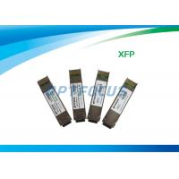 Buy cheap 80km LC 1000base-sx SFP Transceiver Module SM 1528.77nm - 1563.86nm from wholesalers