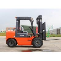 Industrial 3 Tonne Forklift Truck for 3 Meters Max Lifting Height 160MM Free Lift Height Manufactures