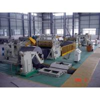 Buy cheap Industrial 0-80M/min Precision Hydraulic Slitting Line With Low Energy Consumption from wholesalers