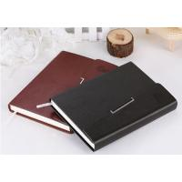 Buy cheap A4 A5 Leather PU Notebook Emboss Diary Note Book Notebook from wholesalers
