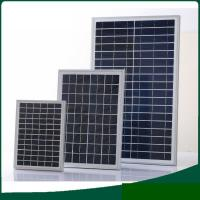 Wholesale 240 Watt Silicon Solar Panels Photovoltaic Wind Resistance 2% Module Efficiency from china suppliers