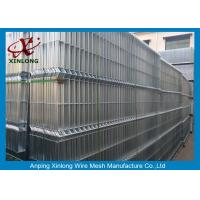 Wholesale High Resistance Welded Wire Mesh Fence Panel Easily Assembled Wire Mesh Fence from china suppliers