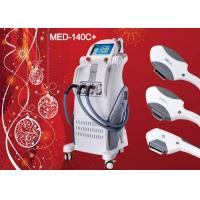 Buy cheap 3 Hand Pieces IPL / Intense Pulsed Light Beauty Machine with Close Water Circulation from wholesalers